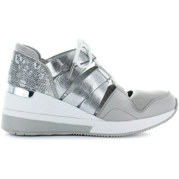 Chaussures Femme Baskets mode MICHAEL Michael Kors Beckett Trainer Gris