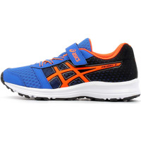 Chaussures Enfant Running / trail Asics Patriot 9 PS Victoria Blue