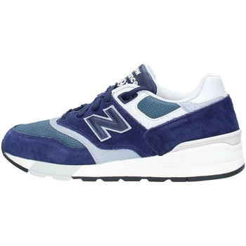 Chaussures Homme Baskets basses New Balance ML597AAA Basket Homme Blue Blue