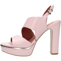 Chaussures Femme Sandales et Nu-pieds Luciano Barachini 11343D Sandales Femme Powder / Peach Powder / Peach