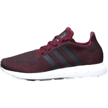 Chaussures Garçon Baskets mode adidas Originals Swift Run J Cq2600 Bordeaux  Rouge