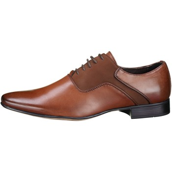 Chaussures Homme Derbies Reservoir Shoes Edy Brown Marron