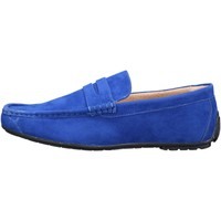 Chaussures Homme Derbies Reservoir Shoes Eliott Mocassin Royal Blue Bleu