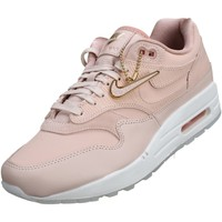 Chaussures Femme Baskets basses Nike Wmns Air Max 1 Prm 454746 - 206 Rose Rose