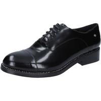 Chaussures Femme Ville basse Reve D'un Jour chaussures femme  élégantes noir cuir brillant BZ465 noir