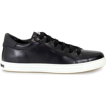 Chaussures Homme Baskets mode Dsquared Tennis Club Homme Noir