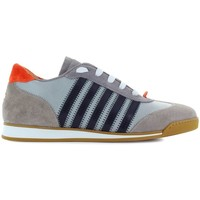 Chaussures Homme Baskets basses Dsquared New Runner Gris