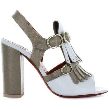 Chaussures Femme Sandales et Nu-pieds Santoni Sandales whzc56989ha2rbkme41 Beige