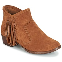 Chaussures Femme Bottines Minnetonka BLAKE BOOT Camel