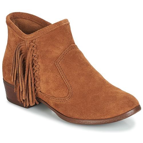 Minnetonka BLAKE BOOT Camel