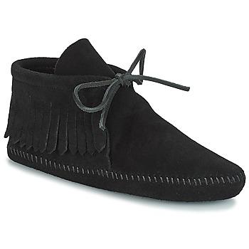 Minnetonka Femme Boots  Classic Fringe