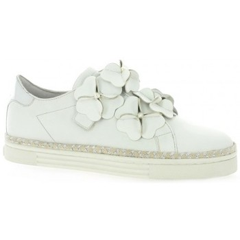 Chaussures Femme Baskets basses Altraofficina Baskets cuir Blanc