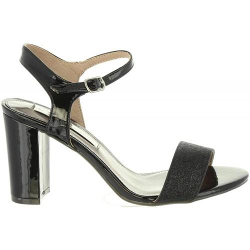 Et Sandales Femme 30583 Xti Nu Negro pieds m8NOvn0w