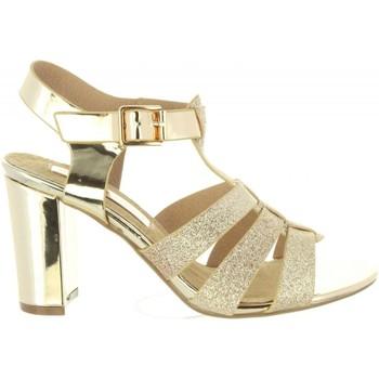Chaussures Femme Sandales et Nu-pieds Xti 30615 Gold