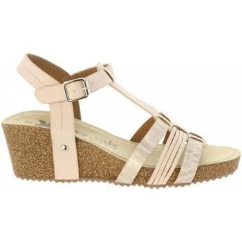 Chaussures Femme Sandales et Nu-pieds Xti 46860 Beige