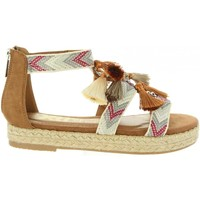 Chaussures Femme Sandales et Nu-pieds Xti 46902 Beige