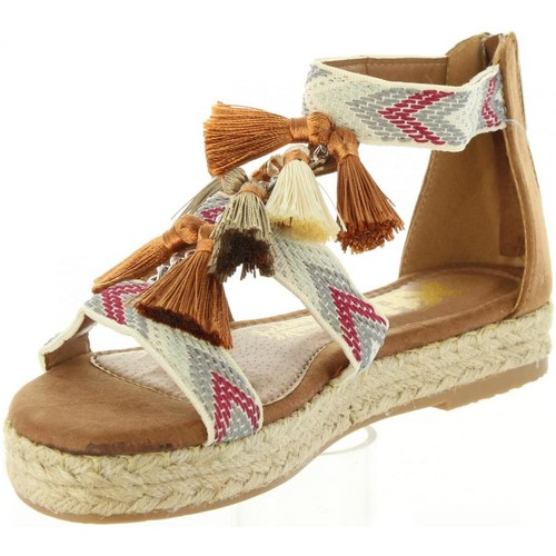 Beige 46902 Femme Nu Xti Sandales Et pieds nm0wvN8