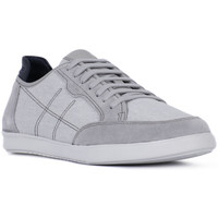 Geox U WALEE Gris - Chaussures Baskets basses Homme