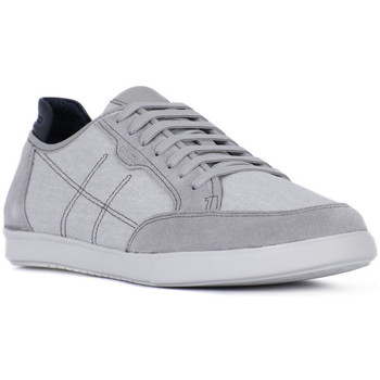 Chaussures Homme Baskets basses Geox U WALEE A Bianco