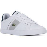 Chaussures Homme Baskets basses Lacoste FAIRLEAD Bianco