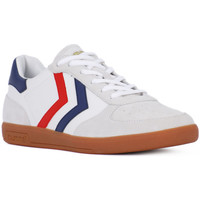 Chaussures Homme Baskets basses Hummel VICTORY LEA Bianco