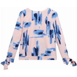 Vêtements Femme Tops / Blouses Frnch Top clemy Multicolore