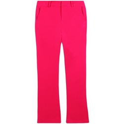 Vêtements Femme Pantalons Frnch Pantalon parina Fuschia