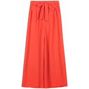 Vêtements Femme Pantacourts Frnch Pantalon phoebe Orange