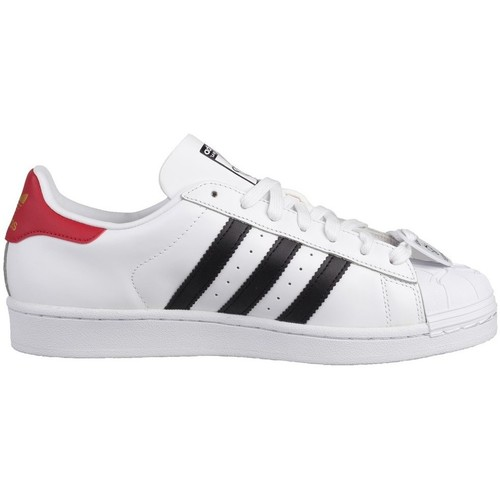 adidas Originals Superstar Nigo Bearfoot Blanc - Chaussures Chaussures de Skate Homme