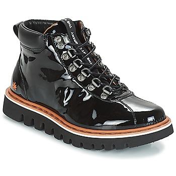 Chaussures Femme Boots Art TORONTO Noir