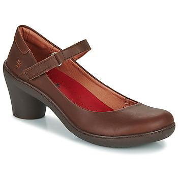 Chaussures Femme Escarpins Art ALFAMA Marron