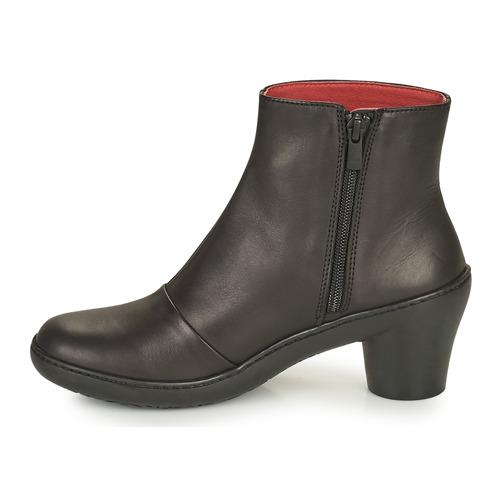Art Bottines Noir Chaussures Femme Alfama SGMqVUzp