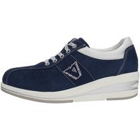 Chaussures Femme Baskets basses Valleverde 17143 Sneakers Femme BLUE BLUE