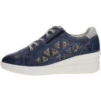 Chaussures Femme Baskets basses Valleverde 17231 Sneakers Femme BLUE BLUE