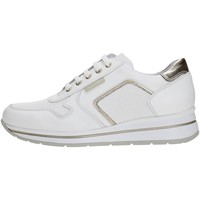 Chaussures Femme Baskets basses Valleverde 46141 Sneakers Femme WHITE WHITE