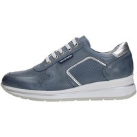 Chaussures Femme Baskets basses Valleverde 46141 Sneakers Femme BLUE BLUE