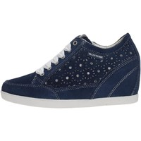 Chaussures Femme Baskets basses Valleverde 17242 Sneakers Femme BLUE BLUE