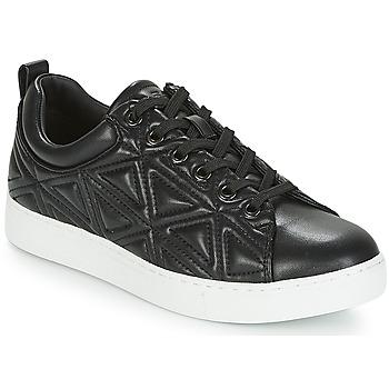 Chaussures Femme Baskets basses Emporio Armani DELIA Noir