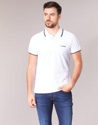 Vêtements Homme Polos manches courtes Diesel T RANDY BROKEN Blanc