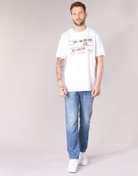 Vêtements Homme Jeans droit Diesel MHARKY Bleu 084UJ
