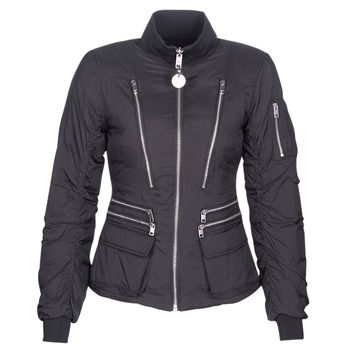 Vêtements Femme Doudounes Diesel W-BLANKYT Noir