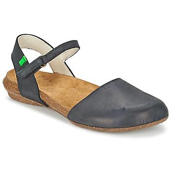 Sandale El Naturalista WAKATAUA Noir 350x350