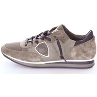 Chaussures Homme Baskets basses Philippe Model Paris TRLUWZ36 Sneakers Homme Vert militaire Vert militaire