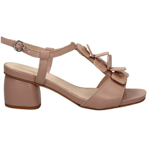 Jeannot  Beige - Chaussures Sandale Femme