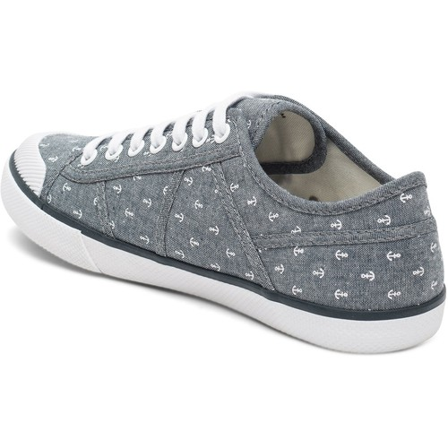 Baskets Violay Basses Femme Tbs Gris FJKl1c