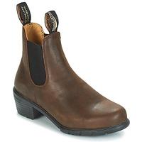 Chaussures Femme Bottines Blundstone WOMEN'S HEEL BOOT Marron