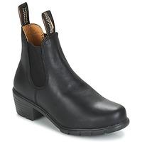 Chaussures Boots Blundstone WOMEN'S HEEL CHELSEA BOOT 1671 Noir