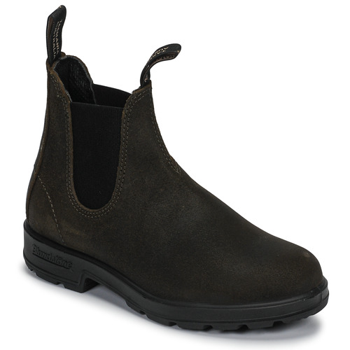 Chaussures Boots Blundstone ORIGINAL SUEDE CHELSEA BOOTS Kaki