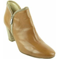 Chaussures Femme Low boots Progetto boots n137 noce Marron