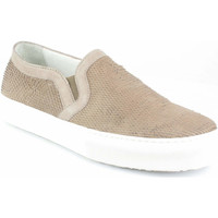 Chaussures Femme Baskets basses Triver Flight Femme triver flight slip-on beige Marron